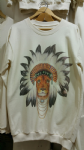 'American Indian Lion' unisex jumper